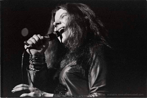 Janis Joplin at the Royal Albert Hall 1969