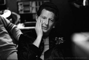 JERRY LEE LEWIS IN THE STUDIO 1977