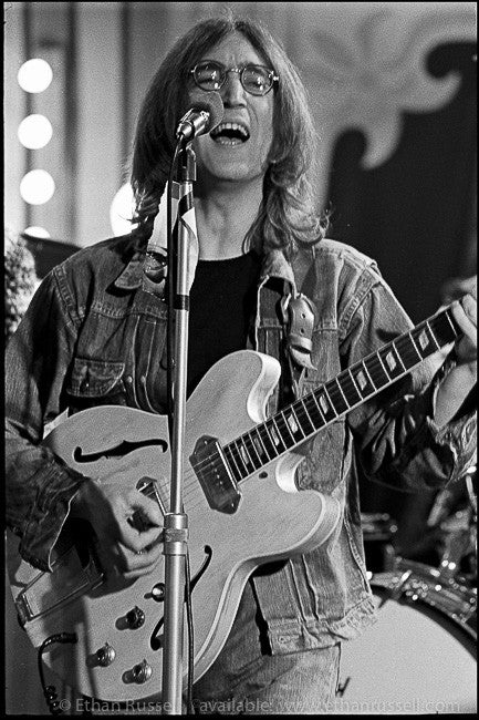 "John Lennon Singing ""Yer Blues"" at Rolling Stones Rock n Roll Circus 1968"