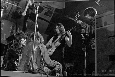 John Lennon, Keith Richards, Eric Claption - The Dirty Mac 1968