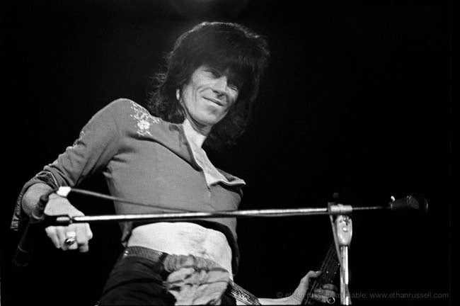 Keith Richards 1969
