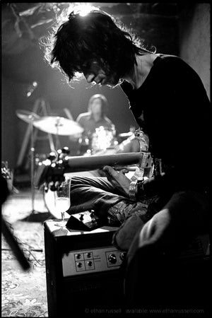 Keith Richards in Rehearsal 1969
