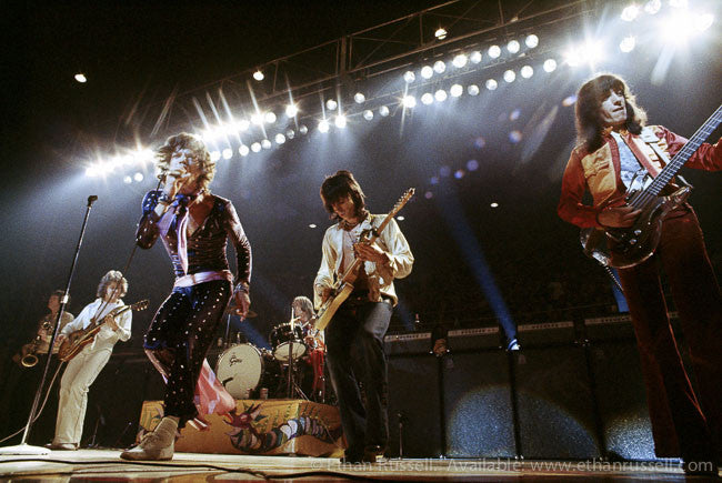 The Rolling Stones Onstage 1972