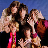"THE ROLLING STONES THROUGH THE PAST DARKLY""  FRONT COVER"