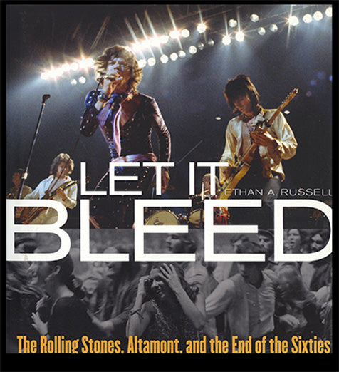 LET IT BLEED (Trade version)