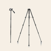 UBeesize Tripod MT60, 60 inches Professional Camera Tripod, Aluminum Monopod Tripod with Carrying Bag, Lightweight Travel Combo for DSLR, SLR