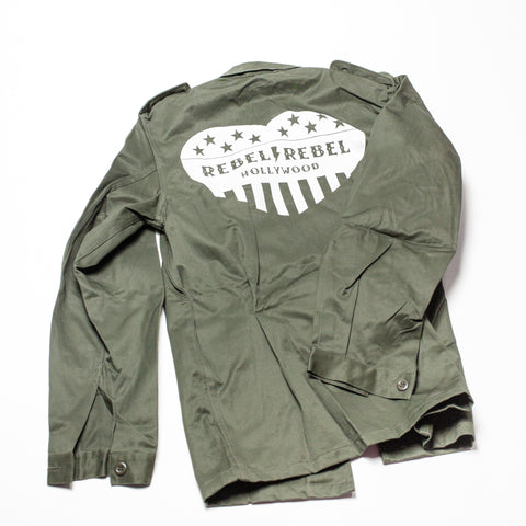 Rebel Heart Army Jacket
