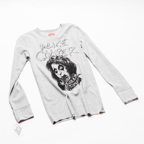 Alice Cooper Snake Thermal