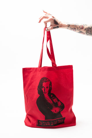 Truth Is Out There Tote