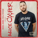 Alice Cooper Mr. Nice Guy Tee