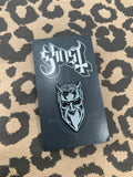 Ghost Nameless Ghoul Enamel Pin