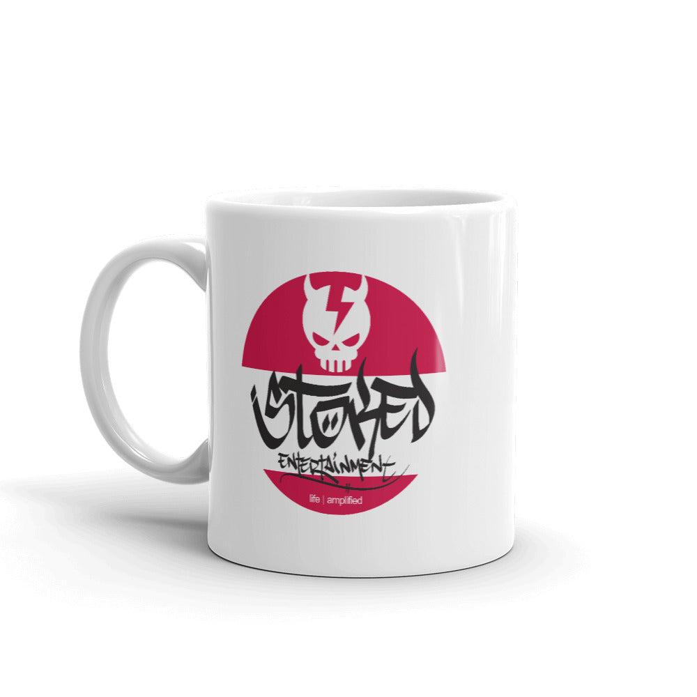 Sticker Logo Mug