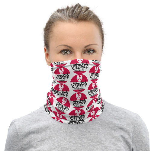 Sticker Logo Neck Gaiter