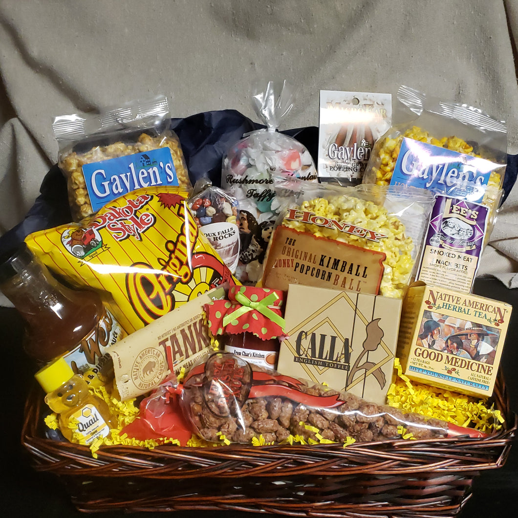 All South Dakota Basket