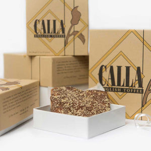 Calla English Toffee