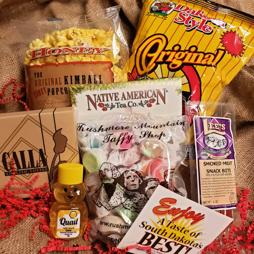 South Dakota Gift Box