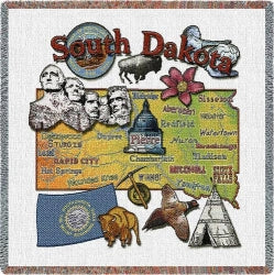 South Dakota Blanket