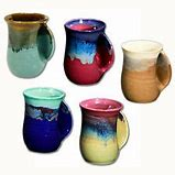 Clay in Motion Hand mugs