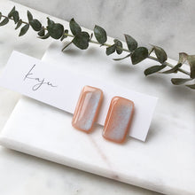 Load image into Gallery viewer, Rose Gold Stud Bar