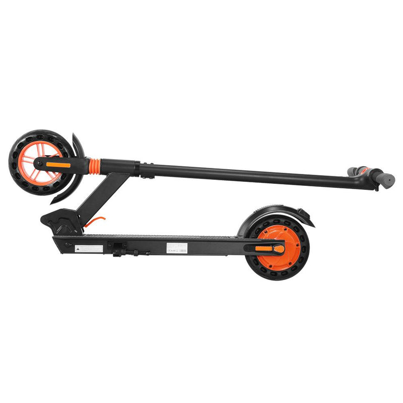 KUGOO KIRIN S1 Folding Electric Scooter 350W Motor App Support 3 Speed Modes Max 15.5 MPH