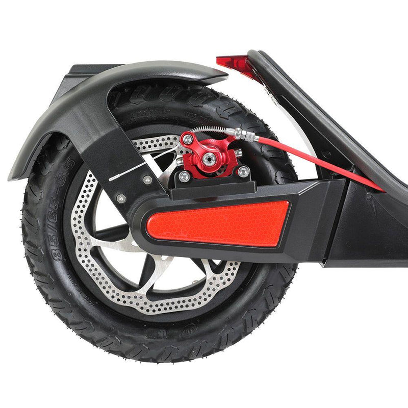 "KUGOO G-MAX Magnesium Alloy Electric Scooter 10"" Pneumatic Tires 500W Motor 3 Speed Modes Max 23 MPH"