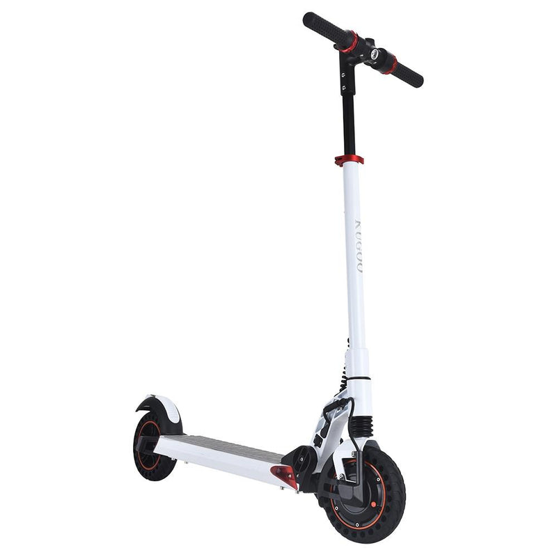 KUGOO S1 Plus Folding Electric Scooter 350W Motor LCD Display 3 Speed Modes Max 18.5 MPH