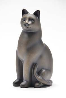 Elite Cat Urn - Sable