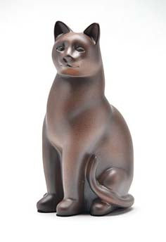 Elite Cat Urn - Tabby