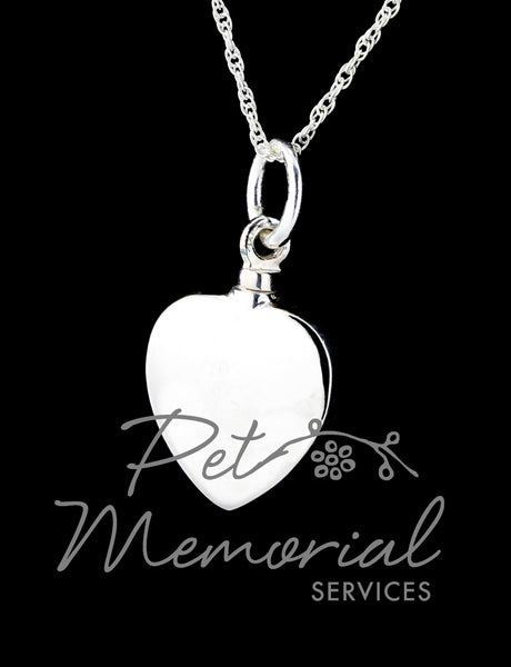Keepsake Jewelry - Heart
