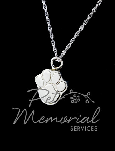 Keepsake Jewelry - Paw Print