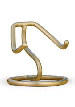 Keepsake Heart Stand* - Gold