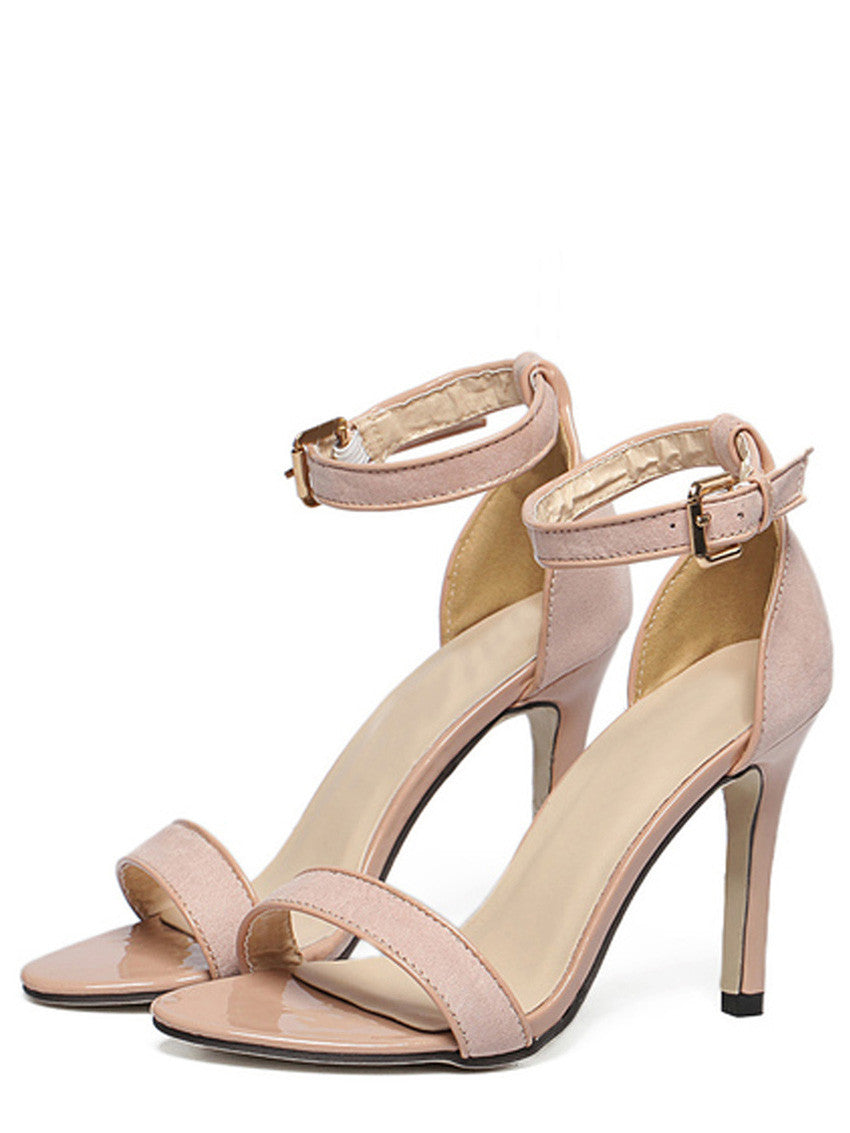 Image of   High Heel Sandal