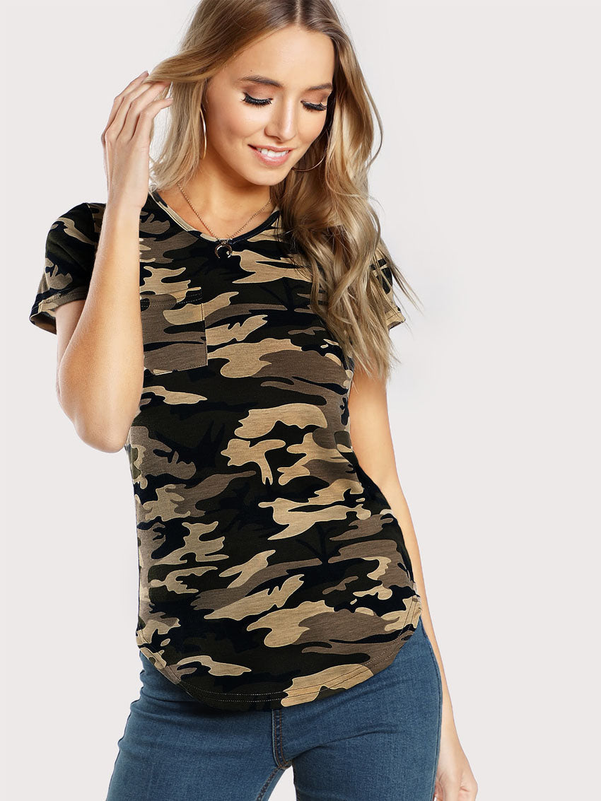 Image of   Army T-shirt
