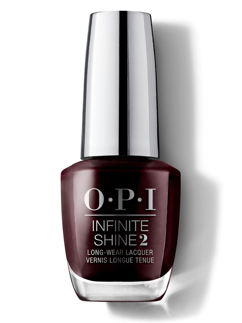 Image of   Opi Infinit Shine Neglelak - Stik To Your Burgundies