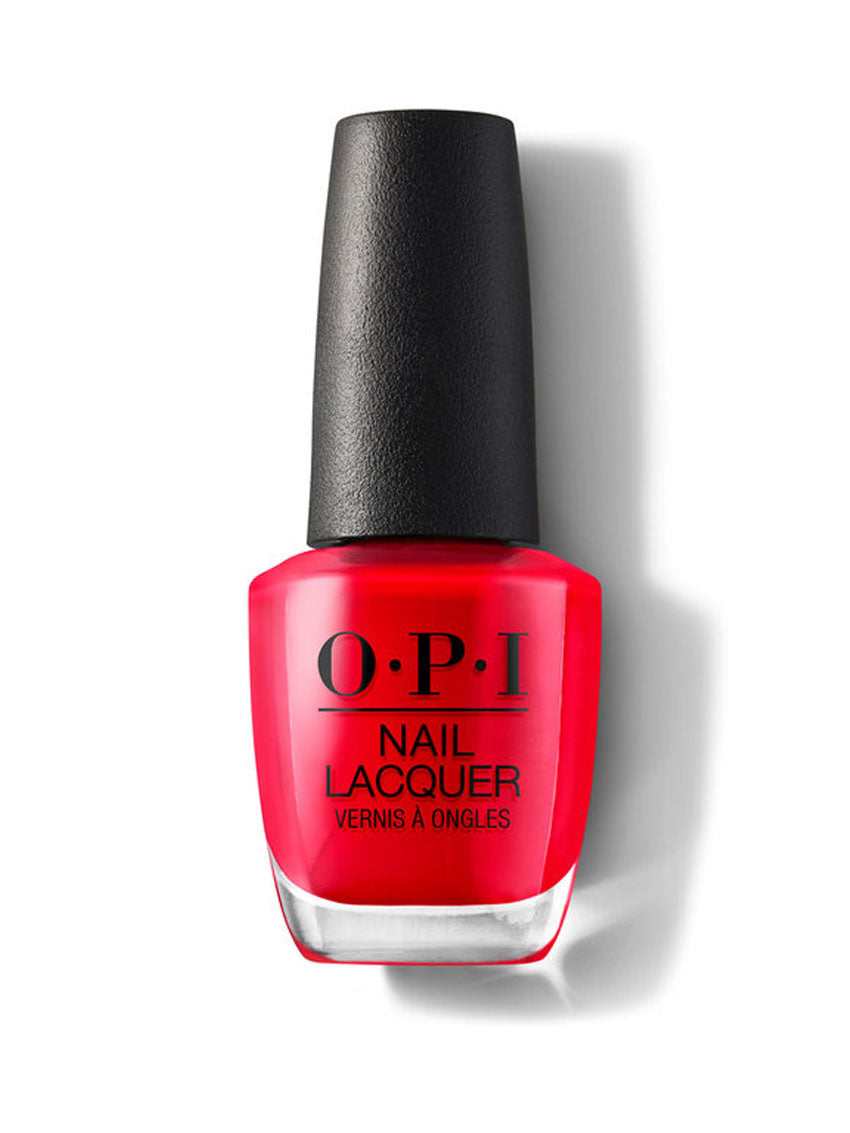 Image of   Opi Red My Fortune Cookie Neglelak