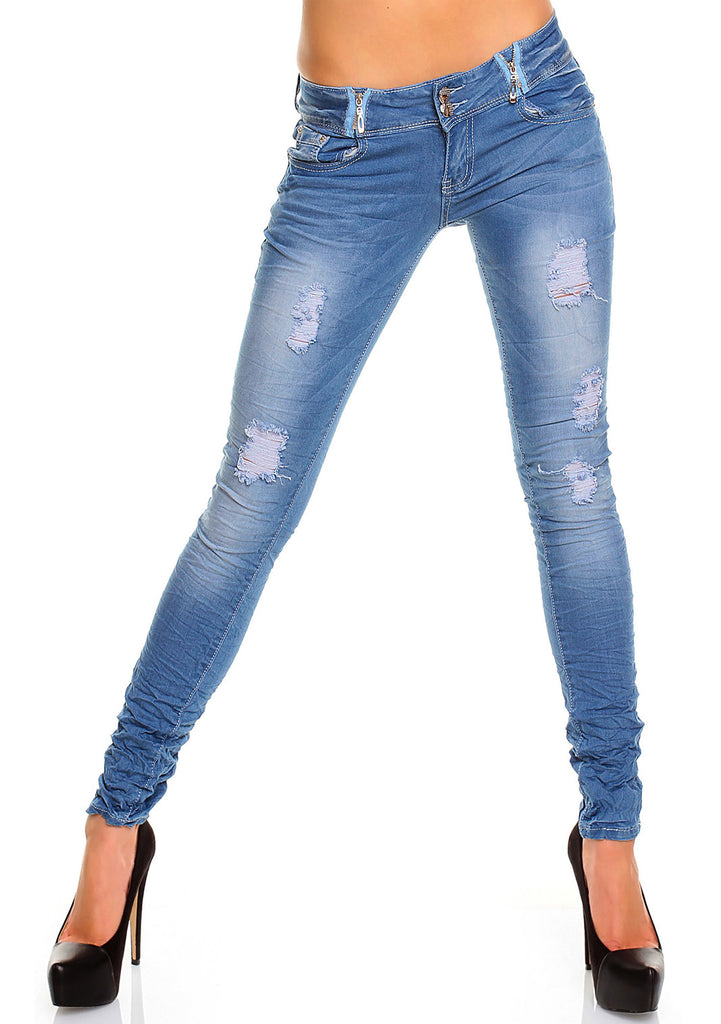 Denim Just F. Paris treggings