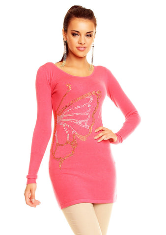 Fiora pullover - Pink