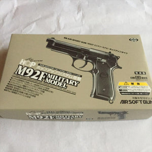 M92F Military Model Air Hop Hand Gun Tokyo Marui Japan for 18 years over F//S