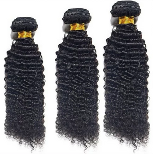 Raw virgin Brazilian Deep Wave Bundle