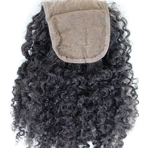 Kinky Curl HD Lace Closure