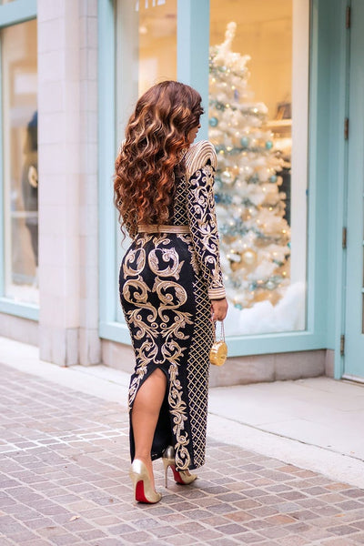 EGYPTIAN QUEEN LUXE DRESS