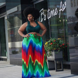 RAINBOW PLEATS