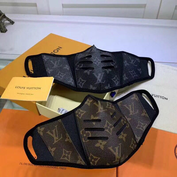 LV MONOGRAM MASK