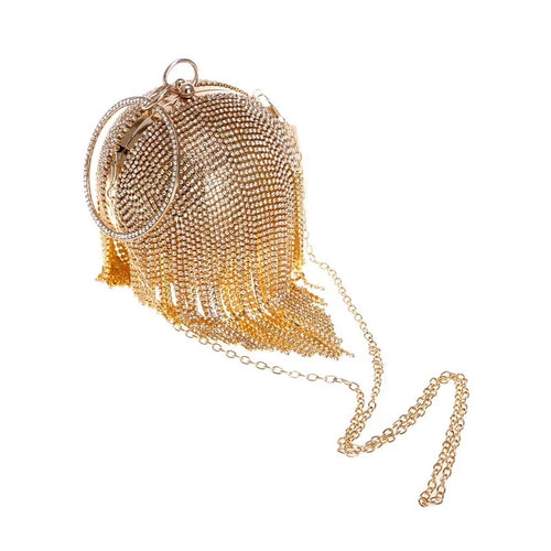 EMMY CRYSTAL PURSE