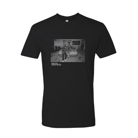 Queen & Slim Photo Black T-Shirt + Digital Soundtrack