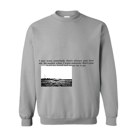 Queen & Slim Crewneck Sweater + Digital Soundtrack