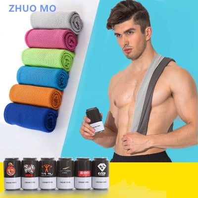 Thin Cooling Towel
