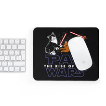 Load image into Gallery viewer, Mousepad: Cat Vader Home Decor Printify