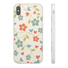 Load image into Gallery viewer, Flexi iPhone & Galaxy Phone Cases: Springtime Cat Phone Case Printify iPhone XS MAX