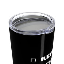 Load image into Gallery viewer, Vacuum Insulated 20oz Tumbler: Republican Democrat Cats Mug Printify